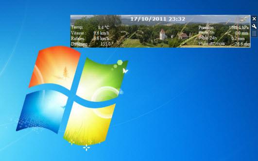 Download telecharger gadget meteo pour vista free - Telecharger gadget meteo bureau gratuit ...